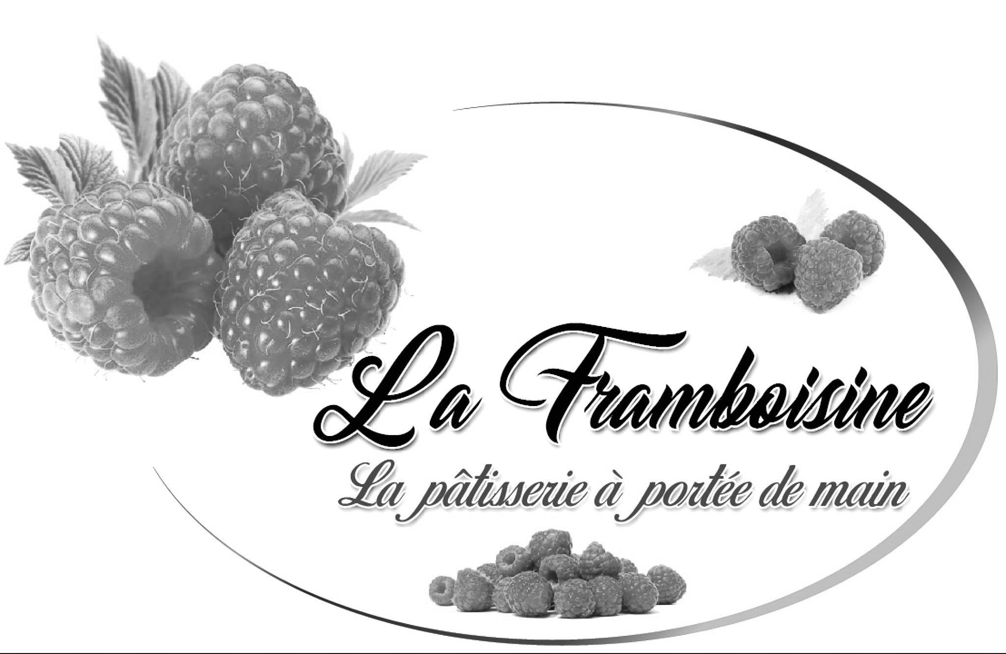 Logo La framboisine