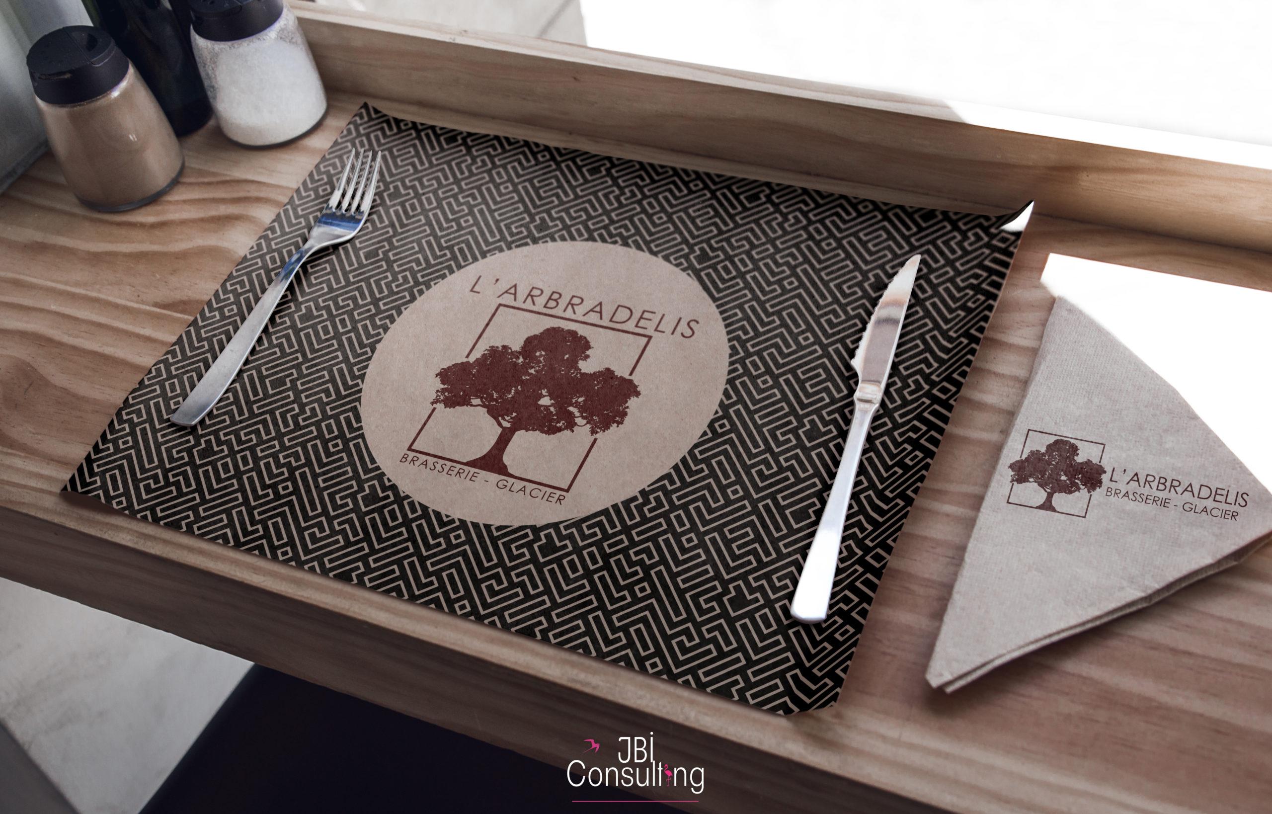 Logo du restaurant l'Arbradelis